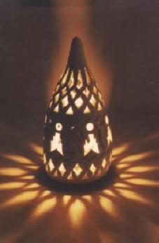 tiens ma lampe allumée
